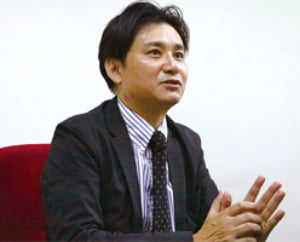 PT. ASURANSI TOKIO MARINE INDONESIA Finance Director(取材時当時) 梶原 潤 氏