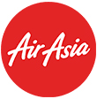 Thai AirAsia Co., Ltd様 ロゴ